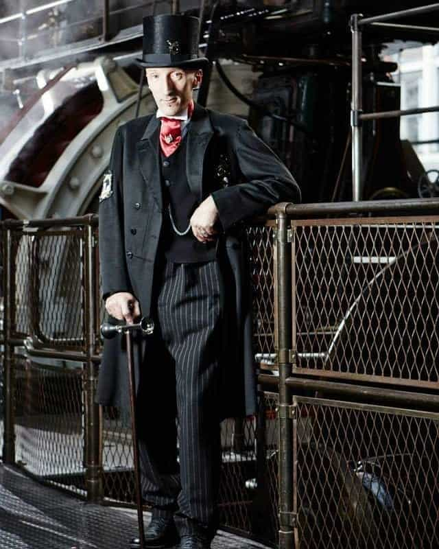 Gothic Steam Punk Victorian Style