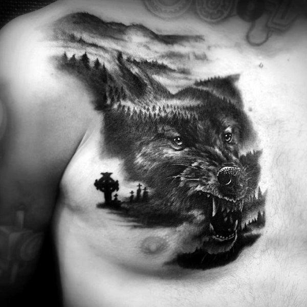 Gothic Themed Tattoo Design Inspiration