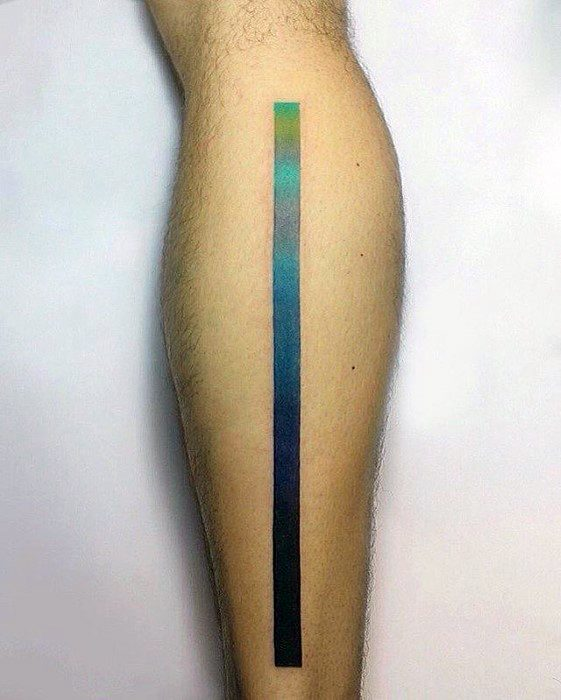 Gradient Tattoo Design Ideas For Males