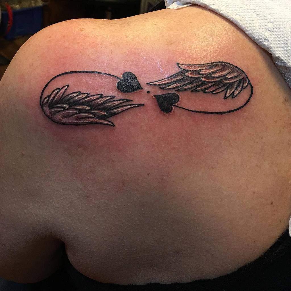grandma-infinity-angel-wing-tattoo-mackenziestattoo