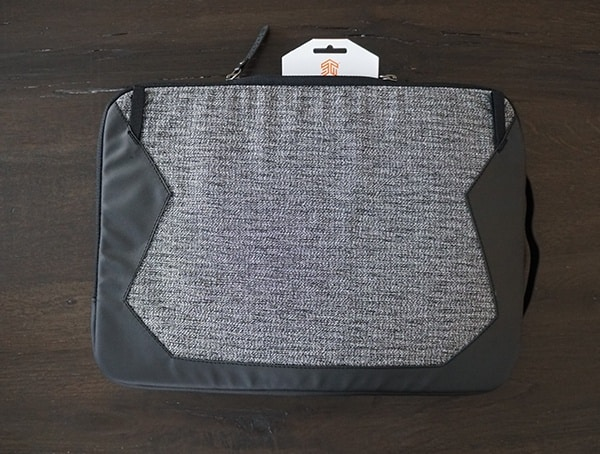Granite Black Back Smarter Than Most Myth Laptop Sleeve