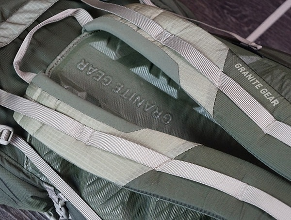 Granite Gear Crown2 60 Pack Dual Density Shoulder Harness