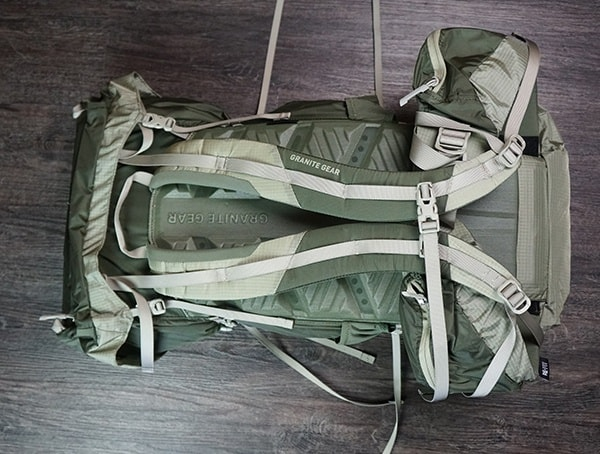 Granite Gear Crown2 60 Pack For Backpacking