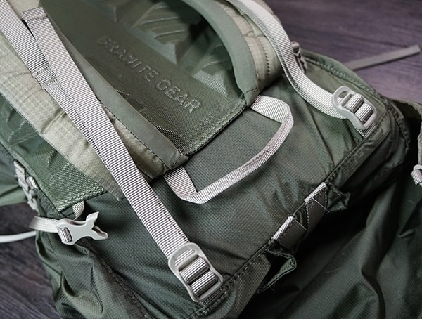 Granite Gear Crown2 60 Pack Load Lifter Straps
