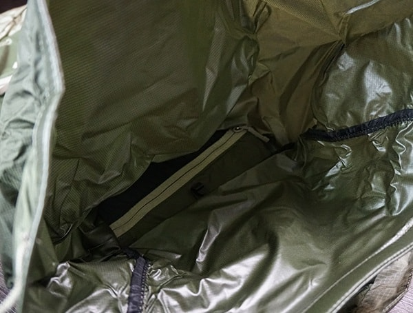 Granite Gear Crown2 60 Pack Main Compartment