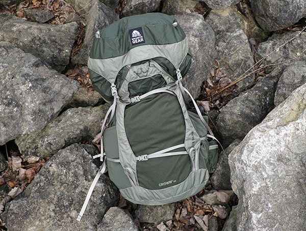 Granite Gear Crown2 60 Pack Outdoor Field Test