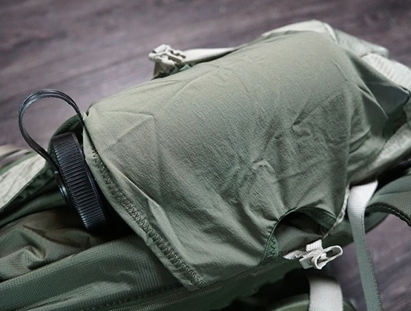 Granite Gear Crown2 60 Pack Pockets On Side
