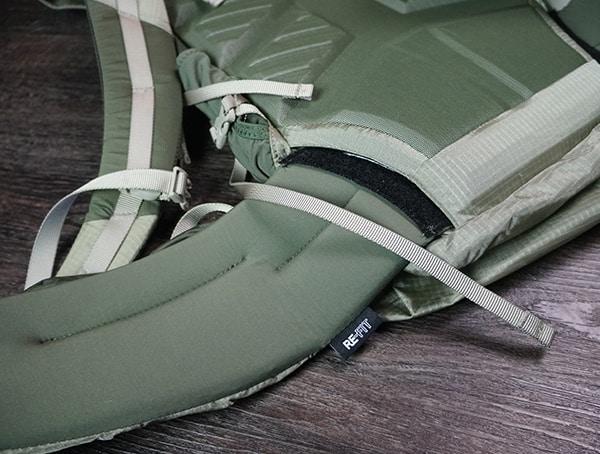 Granite Gear Crown2 60 Pack Re Fit Velcro Reviews