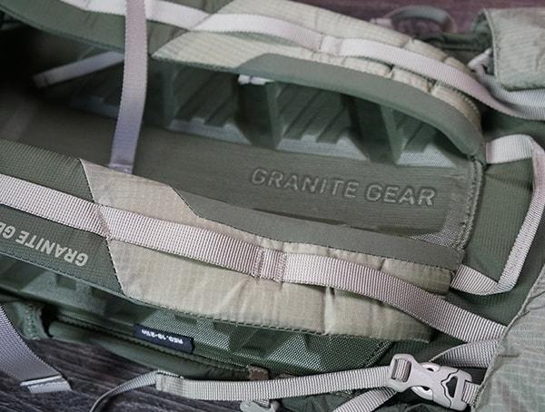 Granite Gear Crown2 60 Pack Rear Reviews