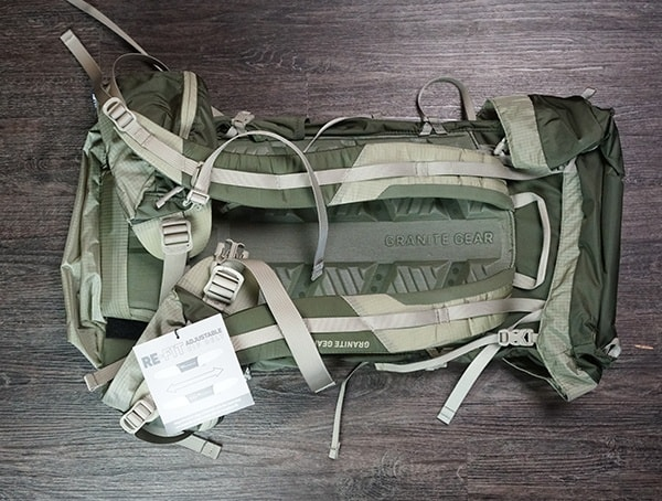 Granite Gear Crown2 60 Pack Reviewed