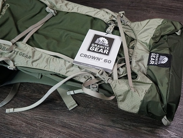 Granite Gear Crown2 60 Pack Reviews