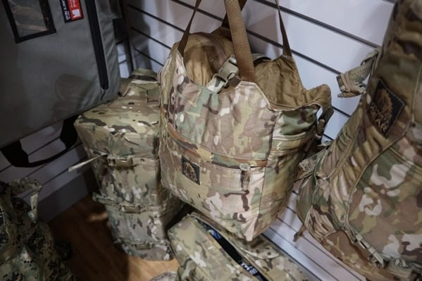 Granite Gear Tactical Camo Bags