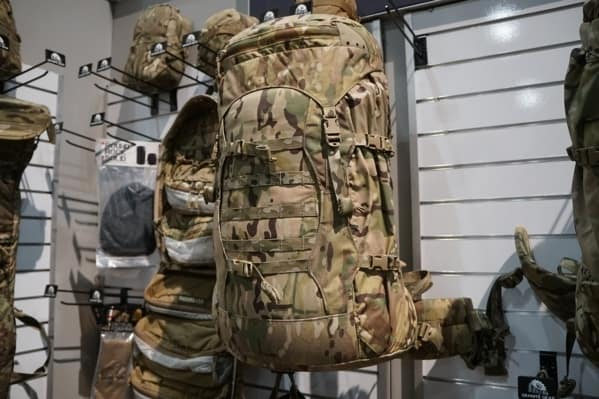 Granite Gear Tactical Camo Outdoor Pack