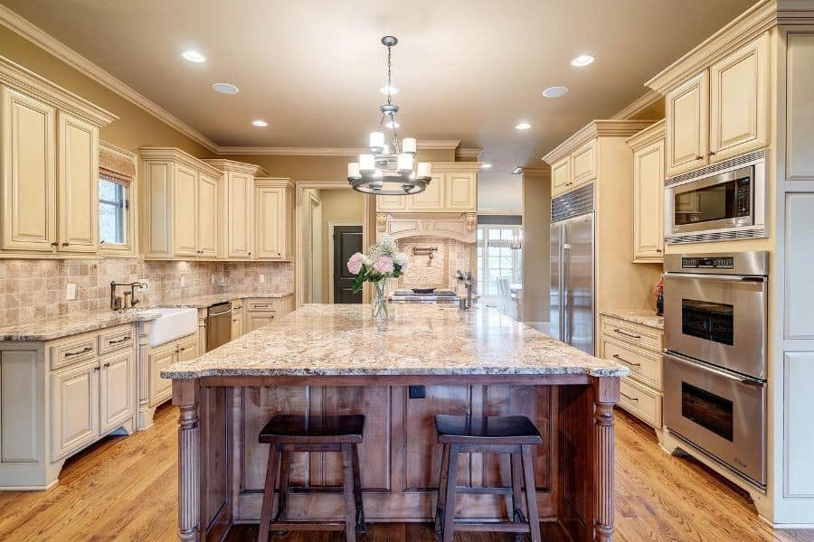 granite kitchen countertop ideas theshawteam_realtors