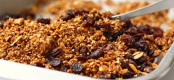 Granola For Muscle Building Nutrition