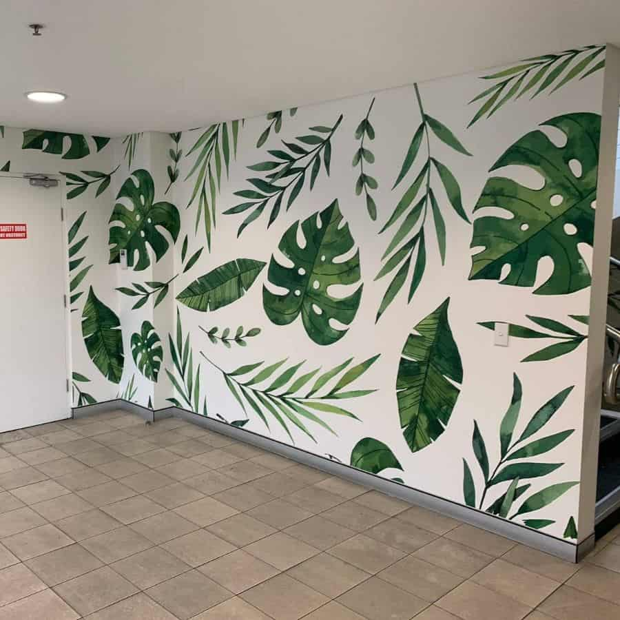 Graphic Wall Covering Ideas