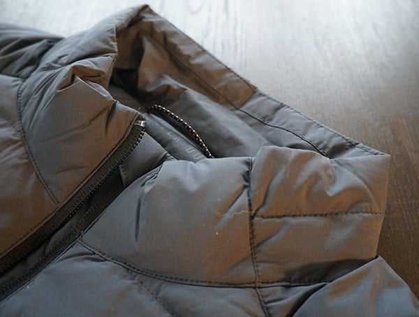 Graphite Insulated Mens Winter Down Jacket Trew