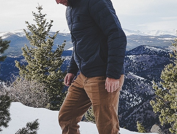 Graphite Trew Super Down Shirtweight Jacket Review For Men