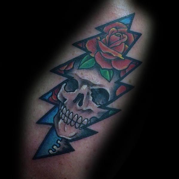 Grateful Dead Guys Tattoo Designs