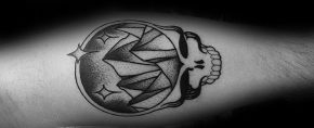50 Grateful Dead Tattoo Designs For Men – Rock Band Ink Ideas