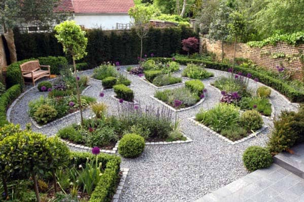 Gravel Landscaping Ideas Inspiration