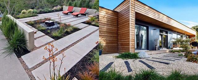 Top 60 Best Gravel Landscaping Ideas – Pebble Designs