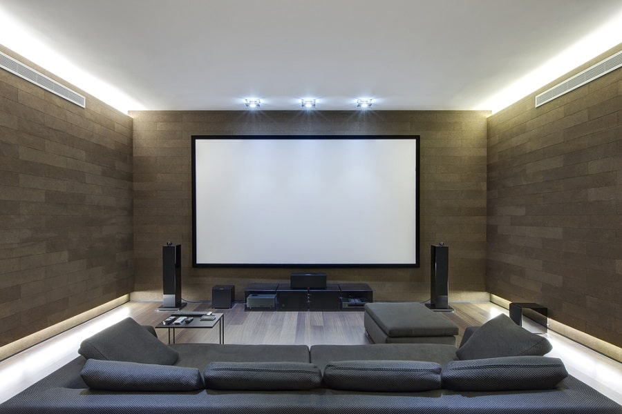 Ideas Home Theater Seating