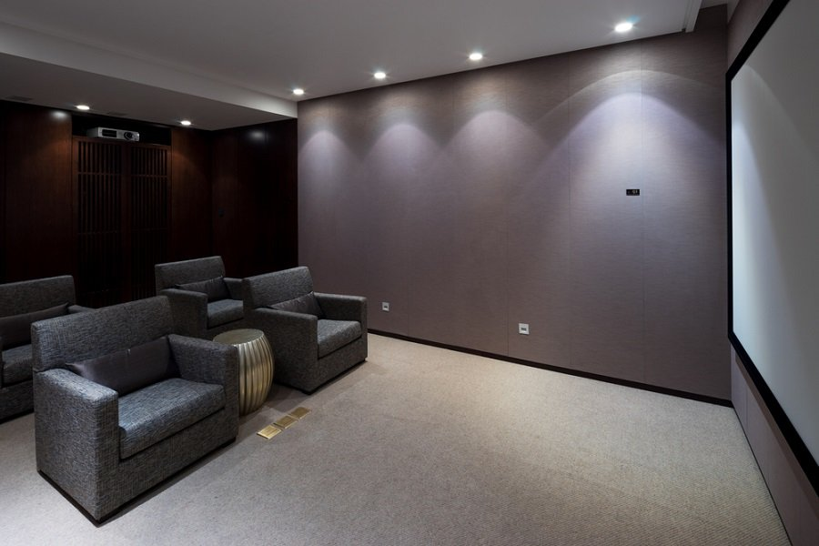 Impressive Home Theater Seating Ideas
