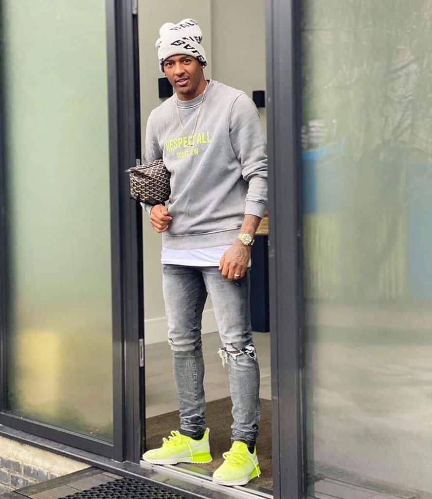 Gray Jacket Streetwear Outfit