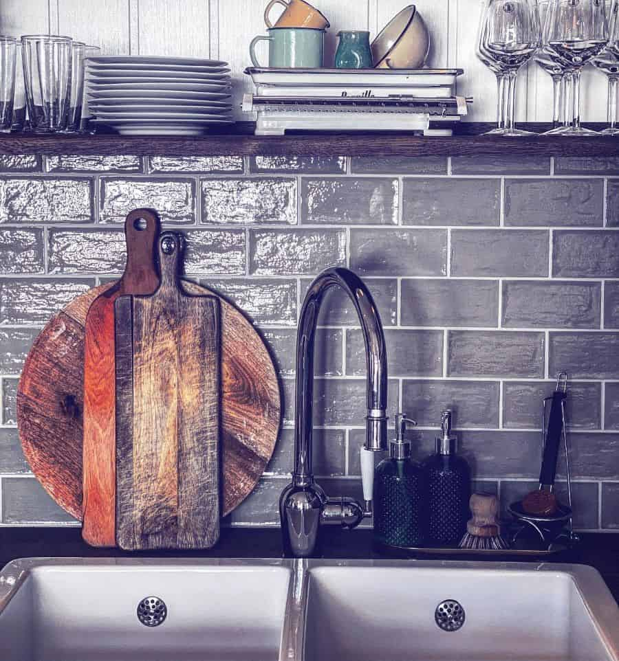gray kitchen tile backsplash ideas susannevalentinnielsen