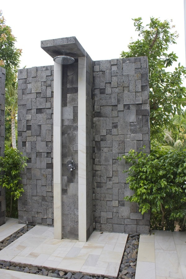 Cool Outdoor Showers