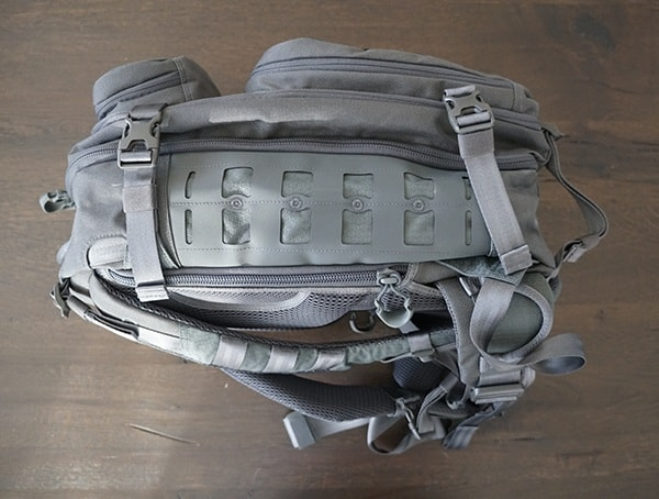 Gray Side Two Maxpedition Riftblade Backpacks