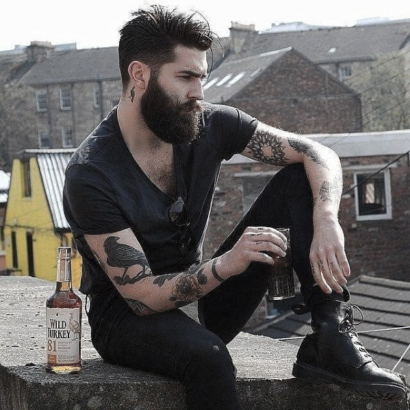 Great Beard Style Inspiration For Men