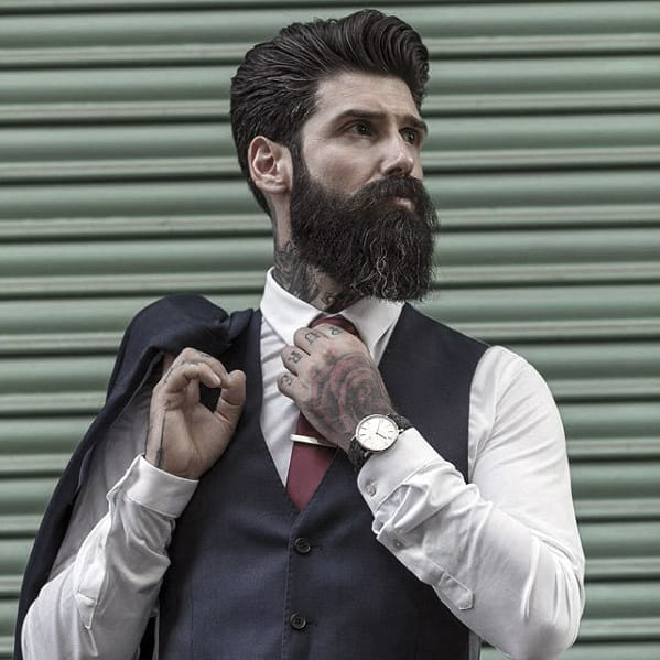 Great Beard Styles Male