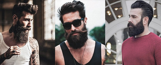 Great Beards For Men