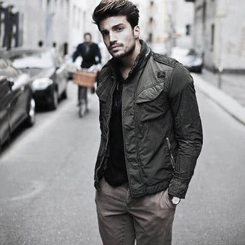 Great Casual Wear Styles For Men In Fall Weather