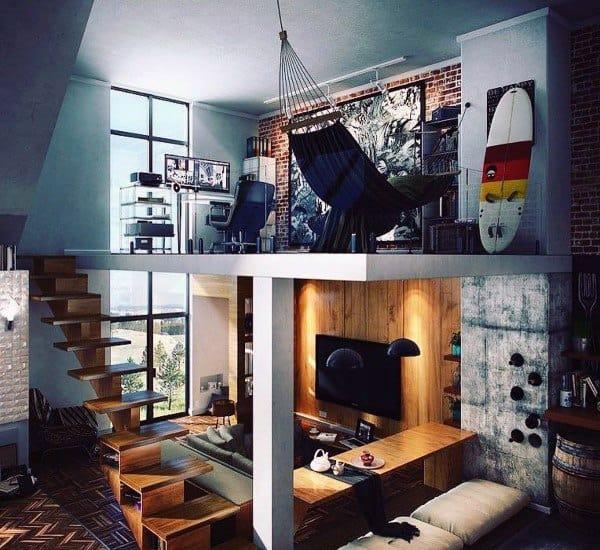 Great Ideas For Designing Indoor Hammock