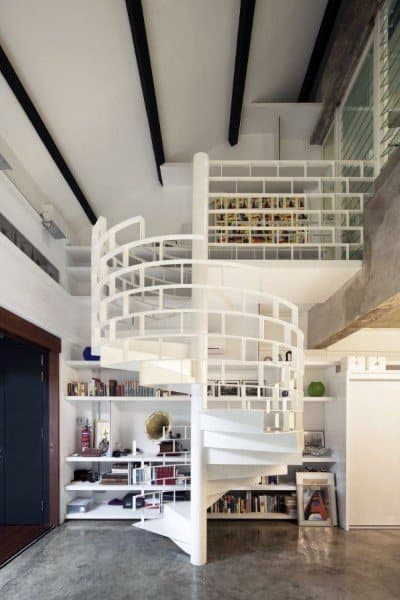 Great Ideas For Designing Loft