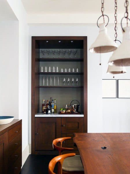 Great Ideas For Designing Mini Bar