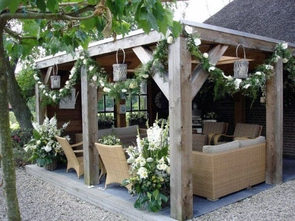 Great Ideas For Designing Pergola