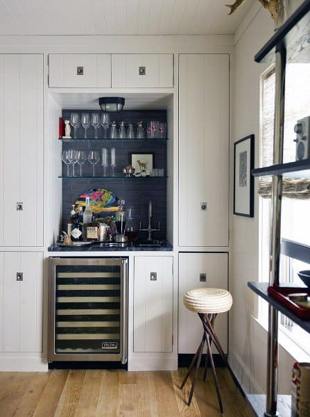 Great Ideas For Designing Wet Bar