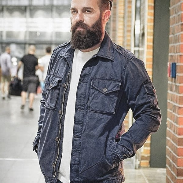 Great Male Beard Style Ideas
