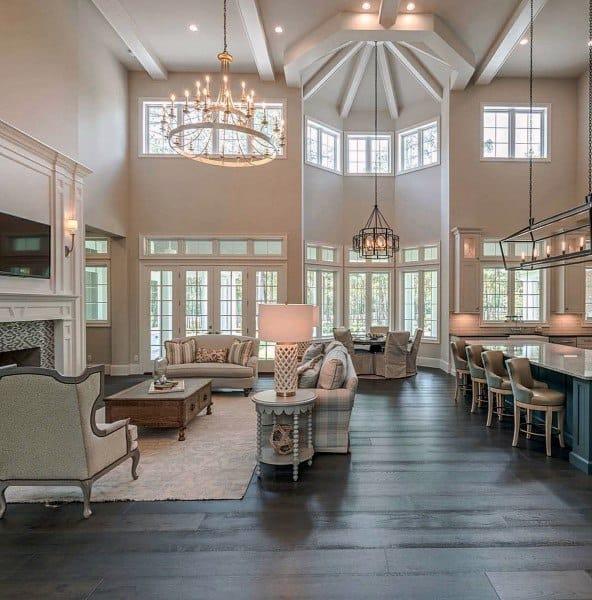Great Room Furniture Ideas