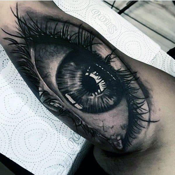 Greatest Tattoo Ideas For Males On Inner Arm