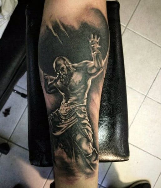 Greek Tattoo Ideas For Men