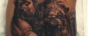 60 Greek Tattoos For Men – Manly Mythology And Ancient Gods