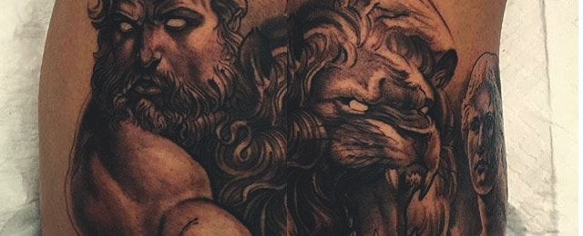 Top 59 Greek Mythology Tattoo Ideas – [2020 Inspiration Guide]