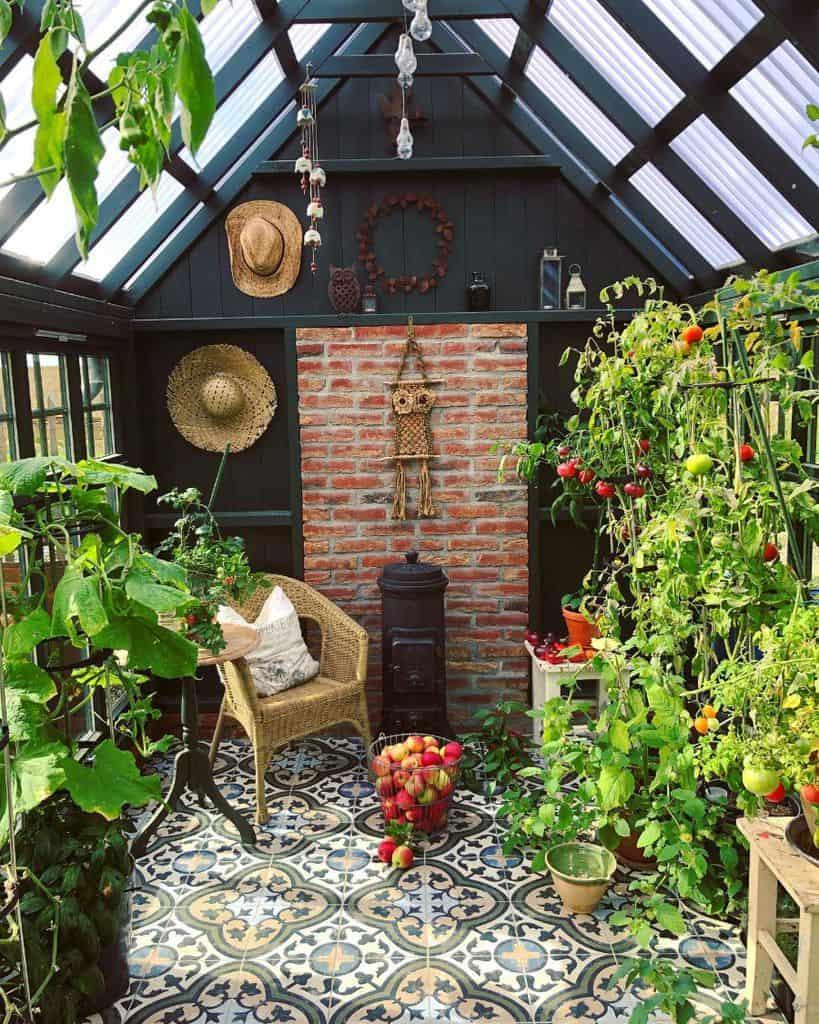 greenhouse vegetable garden ideas husetoghagen_pakjos