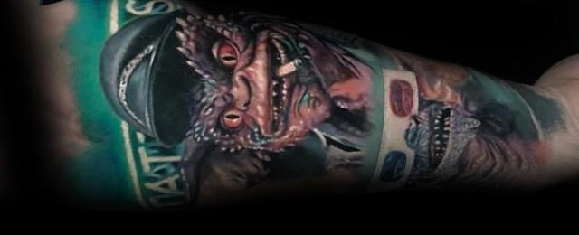 50 Gremlin Tattoo Ideas For Men – Mischievous Creature Designs