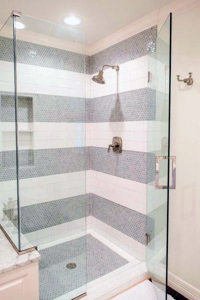cute tiles design bathroom ideas